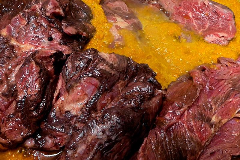 Mangiare piatti di carne liguri a genova